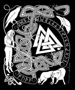 Odin Woden design image