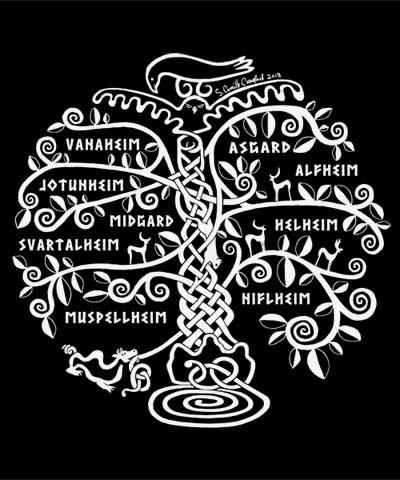 Yggdrasil The World Tree image
