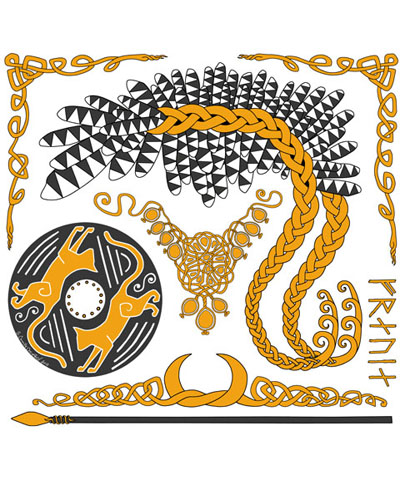Freyja - Gold