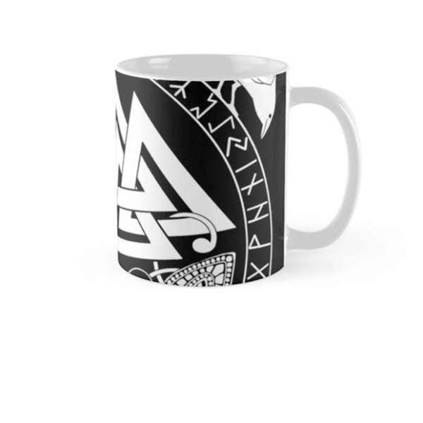 Woden Mug