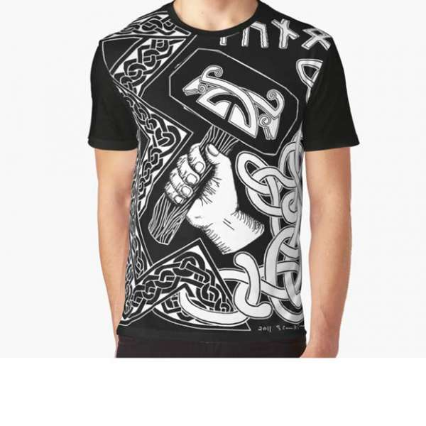 Thunor Graphic T-shirt