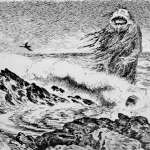 The Sea Troll by Theodor Kittelsen 1887